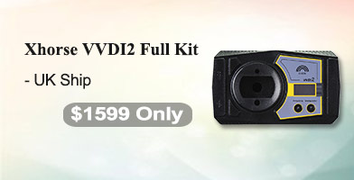 UK Ship Xhorse VVDI2 Full Kit V6.6.9