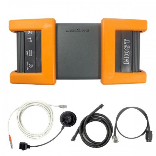 OPS DIS V57 SSS V41 For BMW With Optical Fiber Diagnose And Programming Tool Fit All Computers