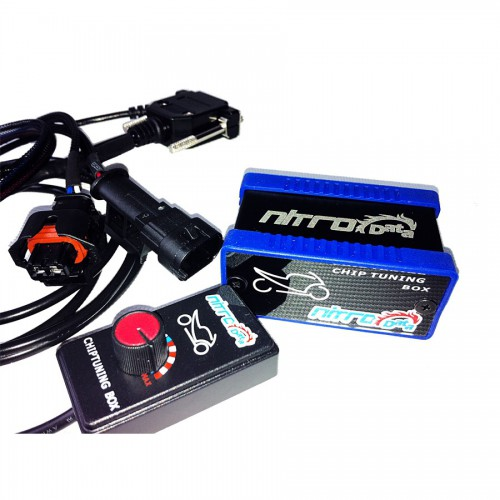 NitroData Chip Tuning Box for Motorbikers M4 Hot Sale