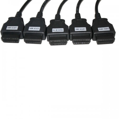 New Truck Cables for Tcs CDP Pro/Multidiag Pro