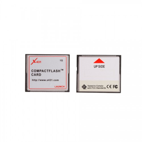Launch X431 CF Memory Card 1G