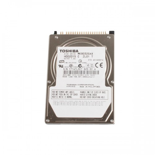 Internal Hard Disk T30 HDD with IDE Port only HDD without Software 160G