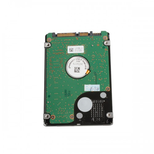 Internal Hard Disk Dell HDD with SATA Port only HDD without Software 120G