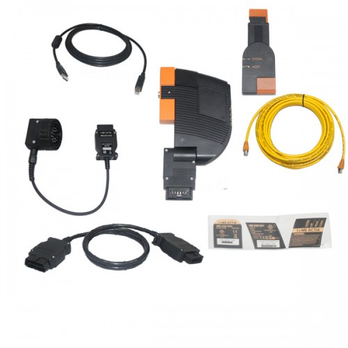 ICOM For BMW ISIS ISID A+B+C Plus 2014.06V BMW ICOM Latest External HDD