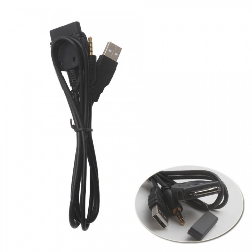 Pioneer CD-IU50V iPod Adapter Cable