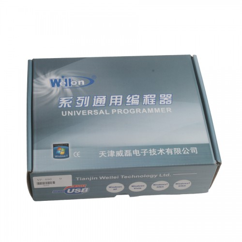Original VP496 VP-496 Universal Programmer With Multi-languages
