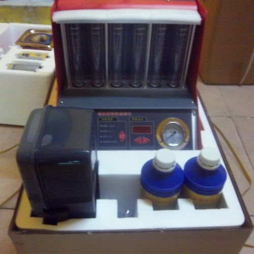 Original 110V CNC-602A CNC602A Injector Cleaner & Tester