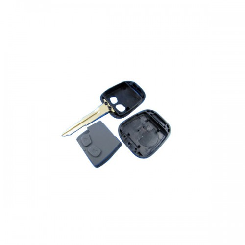 Remote Key Shell 2 Button For Mitsubishi 5pcs