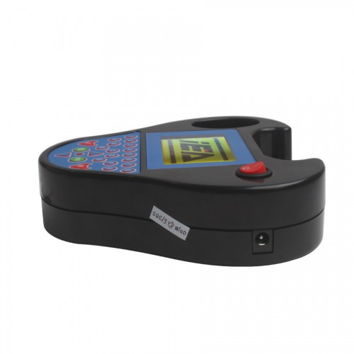 [US Ship No Tax] Mini Type Smart Zed-Bull Key Programmer Black Color No Tokens Limitation Ship From US