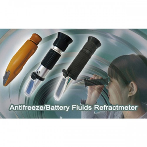 Antifreeze/Battery Fluids Refractometer ADD501B