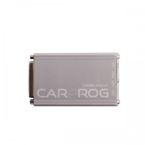 Carprog Full V10.93 with 21 Adapter Support Airbag Reset, Dash, IMMO, MCU/ECU Ship From US/UK