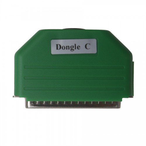 MDC156 Dongle C for The Key Pro M8 Auto Key Programmer (Green Color)