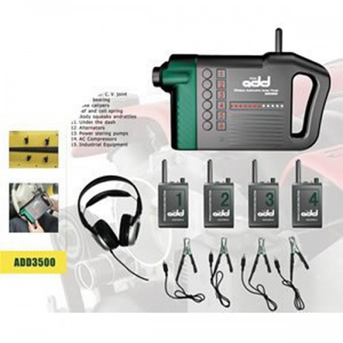 Automotive Wireless Noise Finder ADD3500