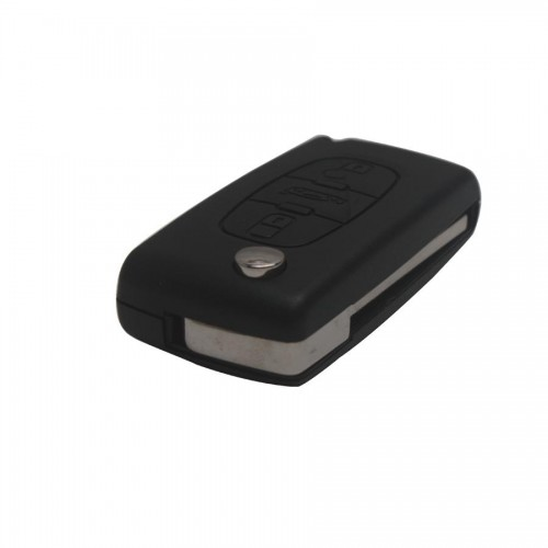 Remote Key 3 Button 433MHZ VA2 3B (Without Groove) for Citroen