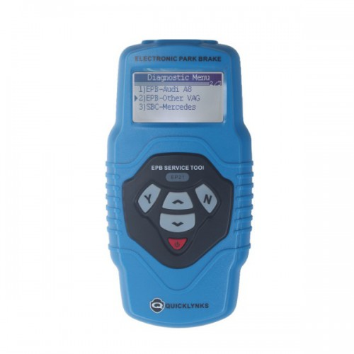 Electronic Parking Brake (EPB) EP21 Service Tool  (Multilingual Updatable) One Year Warranty