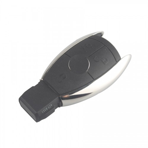 Smart Key Shell 3 Button Without The Plastic Board for Benz