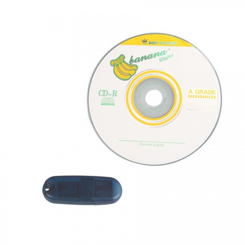 [UK Ship] TIS2000 CD And USB Key For GM TECH2 SAAB Car Model