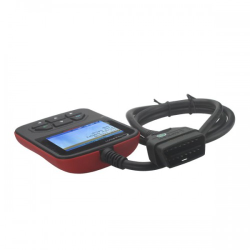 Launch Creader VI Code Reader Code Scanner With Full Color QVGA LCD Screen