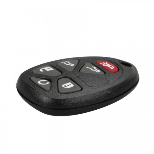 Remote Shell 6 Button for Buick 10pcs/lot