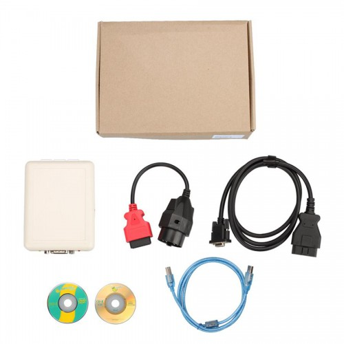 INPA + 140+2.01+2.10 4 in 1 For BMW Scanner Diagnostic Interface