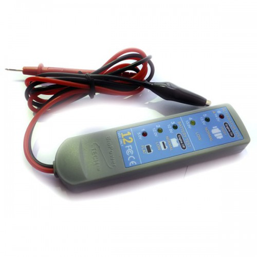 BioPower TECH Vehicle Charging System Analyzer Battery Tester