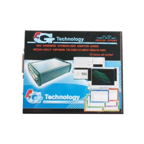FGTech Galletto 2-Master EOBD2 New Add BDM Function V2012 with Multi Languages
