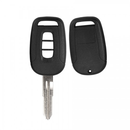 Remote Key Shell 3 Button for Chevrolet Captiva 10pcs/lot
