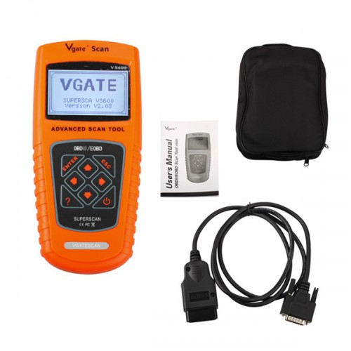 VS600 Vgate Scan Advanced OBDII/EOBD Scanner