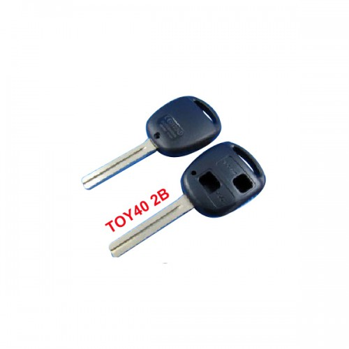 Remote Key Shell 2 Button without Logo TOY40(Long) for Lexus 5pcs/lot