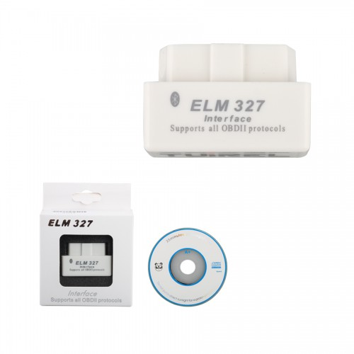 MINI ELM327 Bluetooth OBD2 V1.5 B Software V2.1