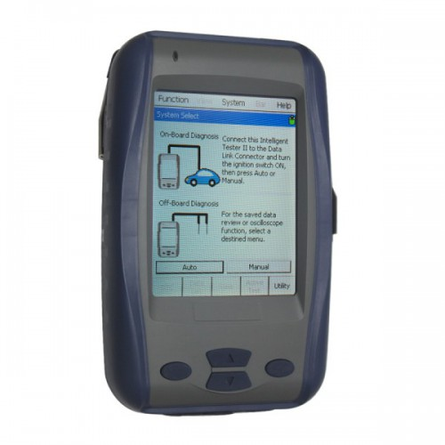 V2017.1 Denso Intelligent Tester IT2 Diagnostic Tool For Toyota And Suzuki Without Oscilloscope Multi-Languages