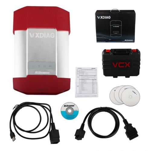 VXDIAG MULTI Diagnostic Tool For TOYOTA V11.00.017+ HONDA V3.014+ LandRover/Jaguar JLR V145 3 IN 1
