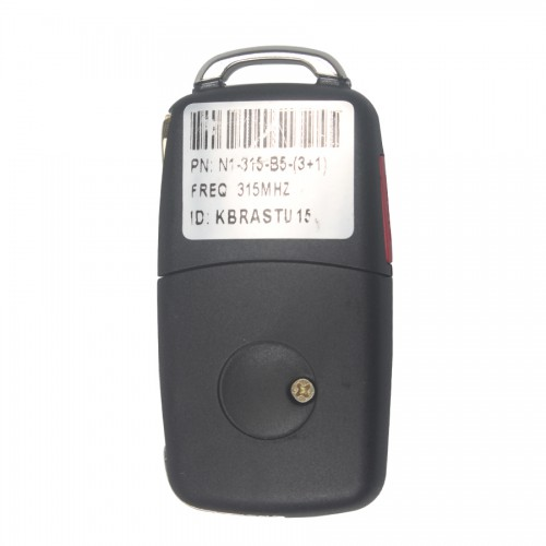 Remote Key (3 +1 ) 4 Button 315MHZ Key Shell For Nissan