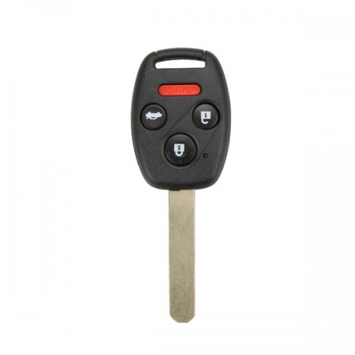 2005-2007 Remote Key 3+1 Button and Chip Separate ID:48 (313.8MHZ) for Honda