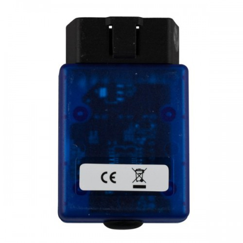 AUGOCOM A2 ELM327 Vgate Scan Advanced OBD2 Bluetooth Scan Tool (Support Android And Symbian) Software V2.1