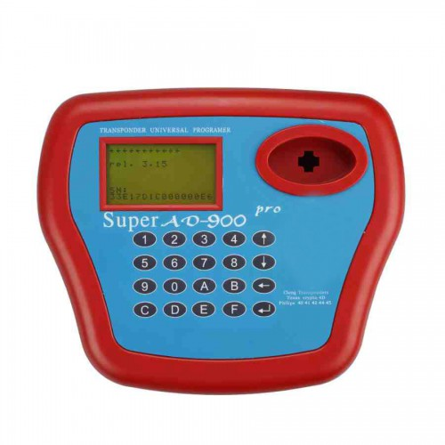 AD900 Pro Key Programmer 3.15V With 4D Function Adds The Function Of Copying 4D Chip Recognizing 8C/8E Chip And Reading 8C/8E Chip Information