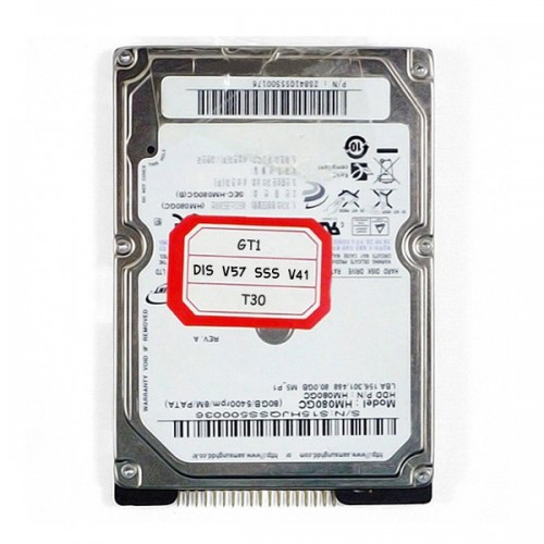 OPS GT1 Hard Disk DIS V57 SSS V41 Fit IBM T30 For BMW