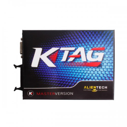 Buy V2.11 FW V6.070 KTAG K-TAG ECU Programming Tool Master Version with Unlimited Token Get Free ECM TITANIUM V1.61 with 18475 Driver