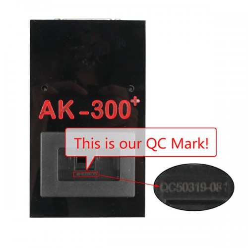 AK300 AK300+ V1.5 Key Maker For BMW CAS(From 2002-2009)