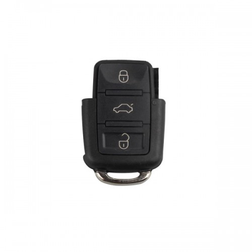 Remote Shell 3 Button For VW 5pcs/lot