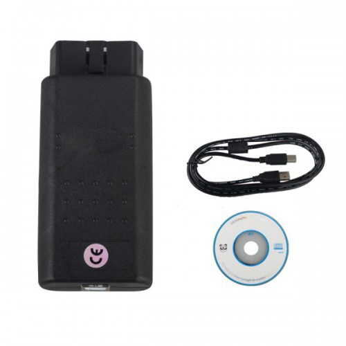 Opcom OP-Com 2012 V Can OBD2 for OPEL Firmware V1.7 with PIC18F458 Chip Support Firmware Update