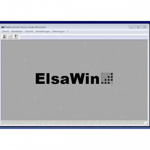 ELSAWIN 5.2 Electronic Service Information for Audi-VW-SKODA-SEAT