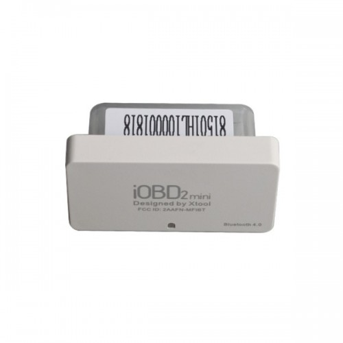 [US Ship No Tax] XTOOL iOBD2 Mini OBD2 EOBD Scanner Support Bluetooth 4.0 for iOS and Android