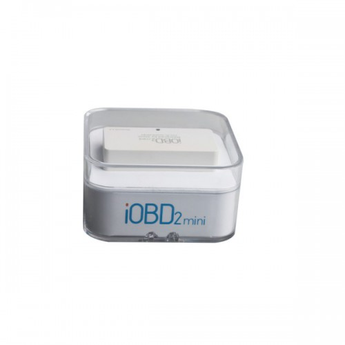 【Ship from US No Tax】XTOOL iOBD2 Mini OBD2 EOBD Scanner Support Bluetooth 4.0 for iOS and Android