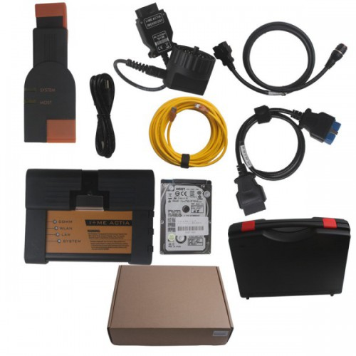 2018.9V Super Version ICOM A2+B+C For BMW Diagnostic & Programming Tool With ISTA-D 4.12.12 ISTA-P 3.65.0.500