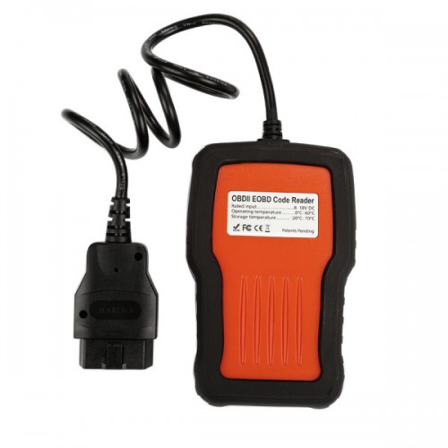 【Ship from US No Tax】Foxwell NT301 CAN OBDII/EOBD Code Reader Support Multi-Languages