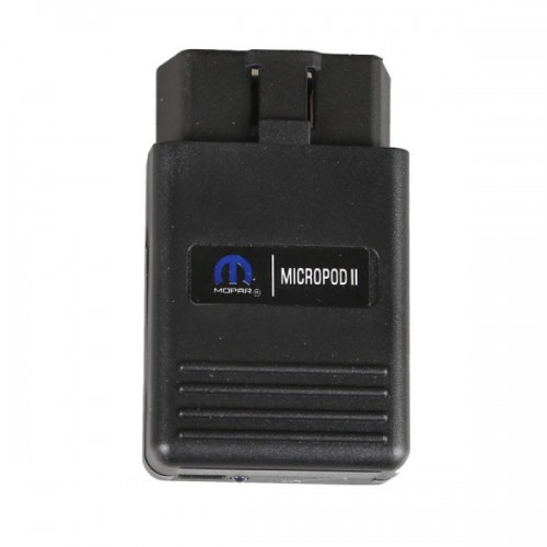 Multi-language V17.03.01 WiTech MicroPod 2 Diagnostic Programming Tool for Chrysler