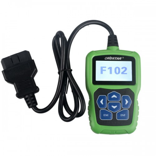 【Ship from US No Tax】OBDSTAR Nissan/Infiniti Automatic Pin Code Reader F102 with Immobiliser and Odometer Function