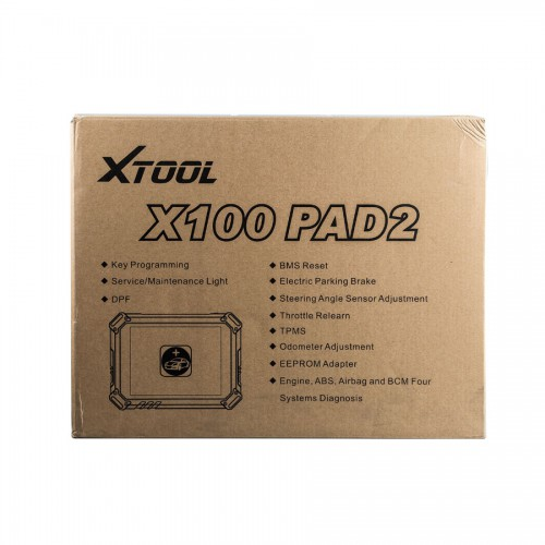 [US/UK Ship No Tax] XTOOL X-100 PAD 2 Special Functions Expert Update  Version of X100 PAD