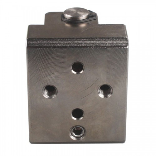Ford M3 Fixture for Ford TIBBE Key Blade Works with CONDOR XC-MINI Master Series